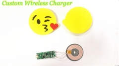 Custom PVC Wireless Charger